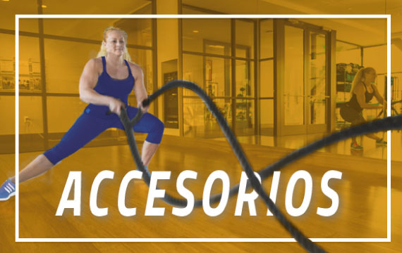 Accesorios - Optimum Fitness